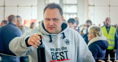 Дмитрий Некрасов, Первый Днепропетровский пивзавод, First Dnipro Brewery, Dnepr