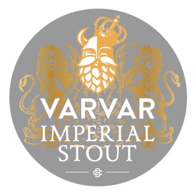 Varvar, Imperial Stout, пиво, Украина