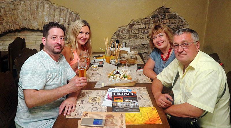 пивной тур, Ровно, форум пивоваров и рестораторов