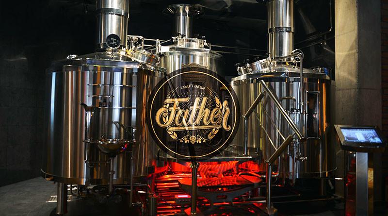 Father's Brewery, ресторан-пивоварня, Ровно, Украина