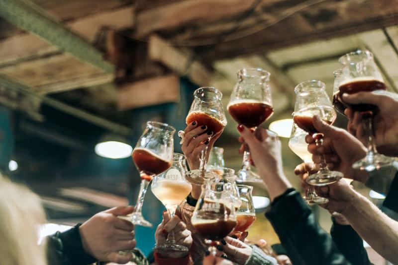 украинский крафт, пивной фест, фестиваль пива, Киев, Kyiv Beer Festival, пивная культура, Украина