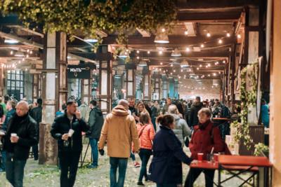 Арт-завод Платформа, Киев, фестиваль крафтового пива