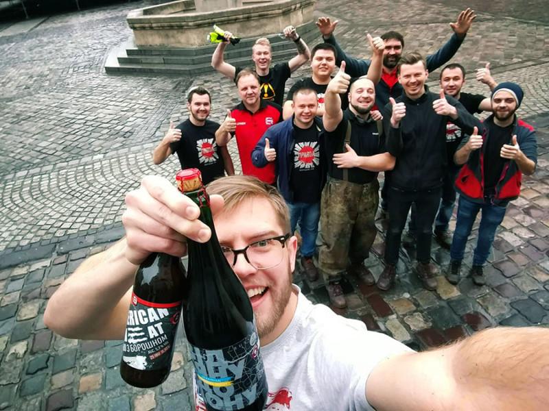 Правда, Львов, ресторан-пивоварня, пивной конкурс