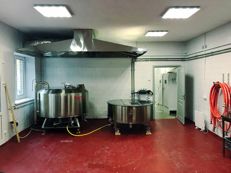 Brewiks, Underwood Brewery, крафтовое пиво, Украина, оборудование, пивоварня