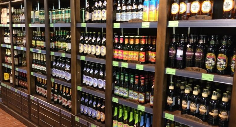 продажи пива, Беларусия, статистика