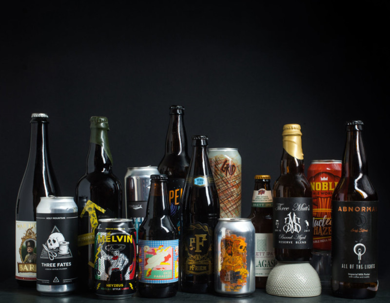рейтинг, лучшее пиво 2017 года, пивоварение, пивоварни, стили, пиво США