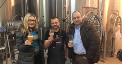 пивоварение, Польша, пиво Украина, TRZY Korony