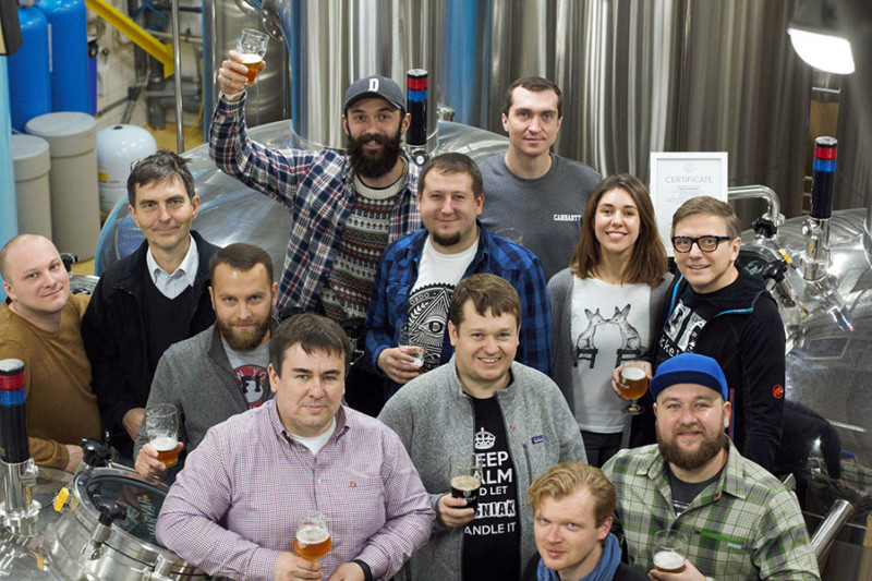 BeerCraft Brew School