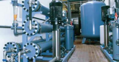вода в производстве пива, пивоварение, водоподготовка