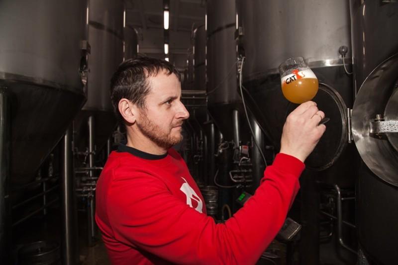 Red Cat Brewery, пивоварня, Харьков, крафтовое пиво Украина