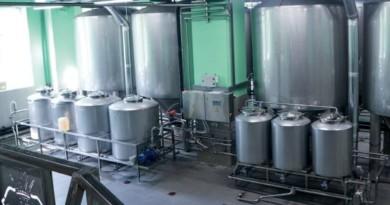 AltBier Brewery, новый завод, Харьков