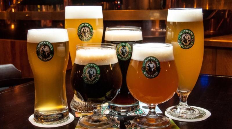 пиво в Украине, лучшее пиво Украины, крафтовое пиво, Солом'янська броварня, Соломенская пивоварня, конкурс пива, дегустація пива, пиво Київ, крафт Киев, East European Beer Award