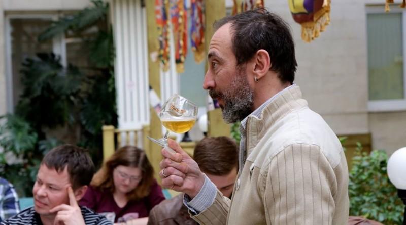 Юрий Семенов, интервью про пиво, интервью Семенов, Киевская Пивная лига, крафтовое пиво, живое пиво, культура потребления пива, как правильно пить пиво, как разбираться в пиве