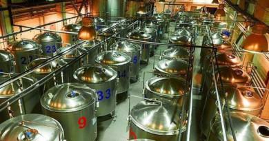 статитстика пиво, пивоварение Украины, сколько пива сварили в Украине, объем пива, Укрпиво