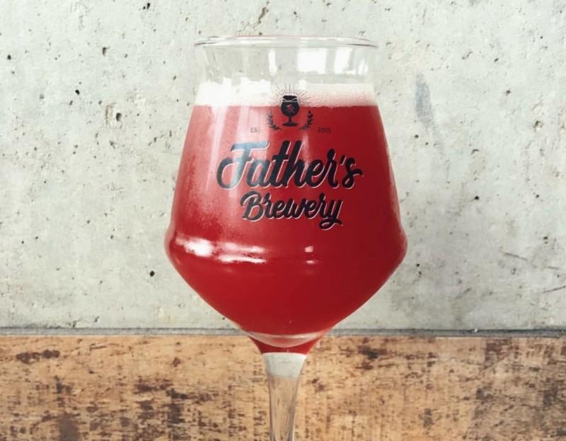 Sour Brut Ale, Father's Brewery, дегустація пива, краще пиво України, как сварить кисляк, как сварить вишневое пиво, East European Beer Award 2019