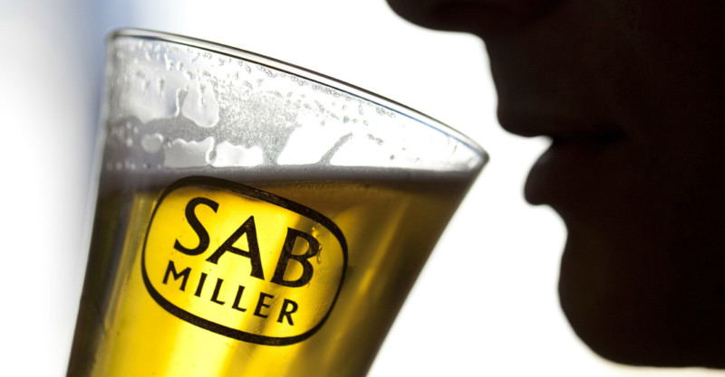 AB InBev, SABMiller, пиво, пивоваренные компании, пивной гигант, проблемы с пивом