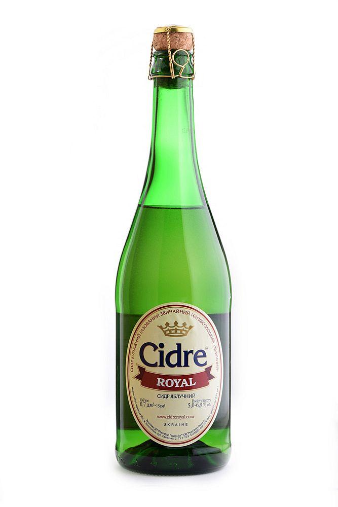 яблочный сидр, лучший сидр Украины, Cidre Royal