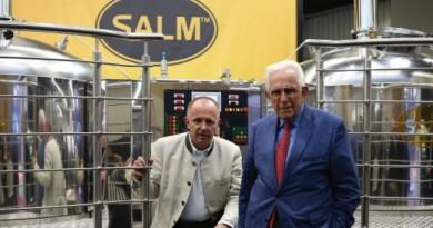 SALM, немецкие пивоварни, история европейского пивоварения, Пиво Германия, пивоваренное оборудование, Альберт Велледитц