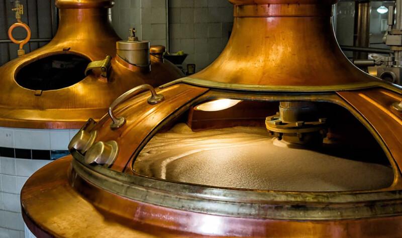 производство пива, статистика пивоварения Украины, производство солода