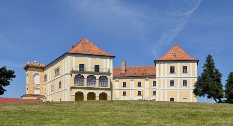 замок Летовице