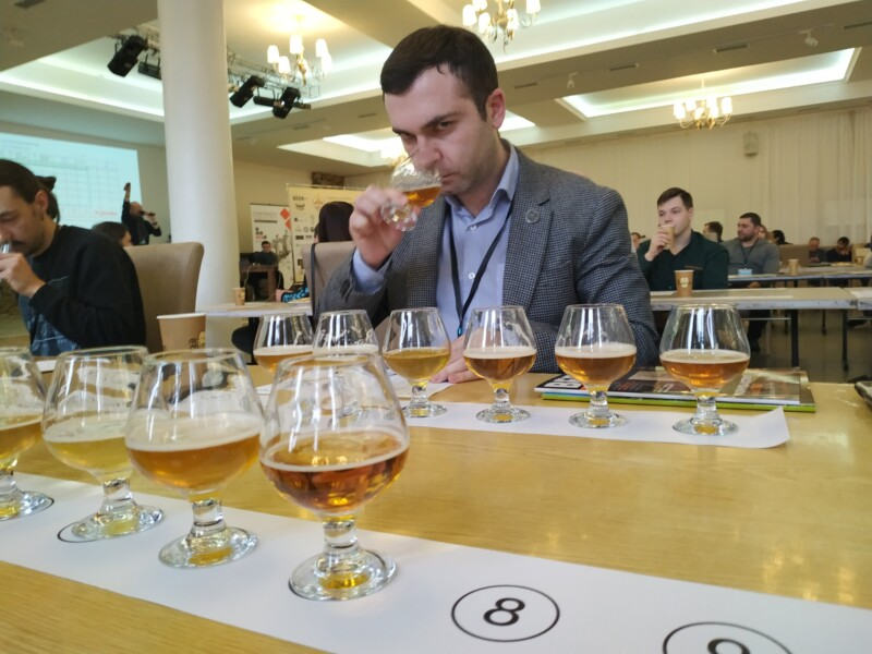 дегустация пива, результаты East European Beer Award 2020,