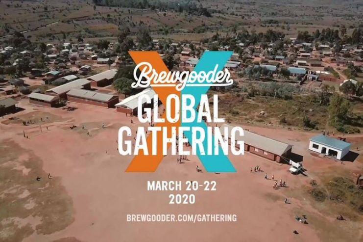 Brewgooder, Global Gathering, помощь Африке, Мова, MOVA