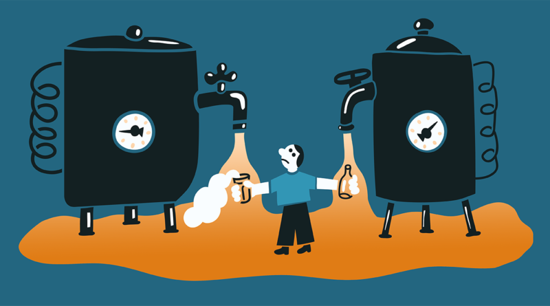пивоварни и коронавирус, кризис пивоварни, карантин и пивоварни, пивные рестораны, пиво в карантин, пивной бизнес в кризис, Украина
