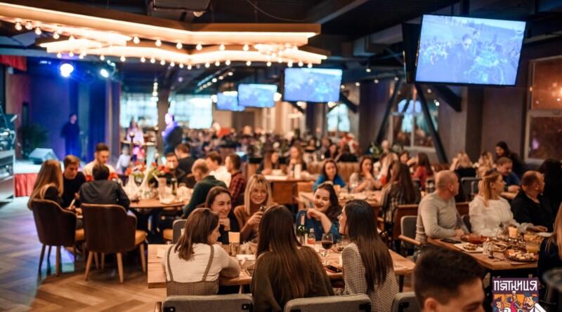 пивний ресторан П`ятниця, крафтове пиво Львів, львівське пиво, пивной ресторан Львов
