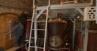 британская пивоварня, бесплатное пиво