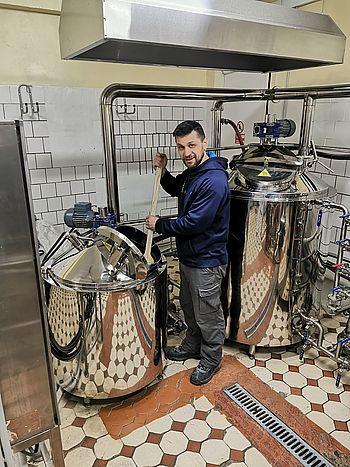 Віктор ЮХНО, директор пивоварні «ХАРКІВСЬКА ЗЕРНОВА ПИВОВАРНЯ»