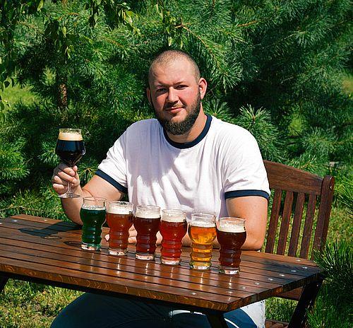 Андрій АРАПОВ, власник та головний пивовар броварні Bandit Brewery: