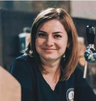 Мар'яна ЗВОЗДЯК, директор пивоварні «Ягер»